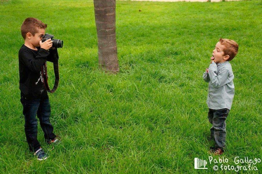 Niños jugando | Fotógrafo Valencia