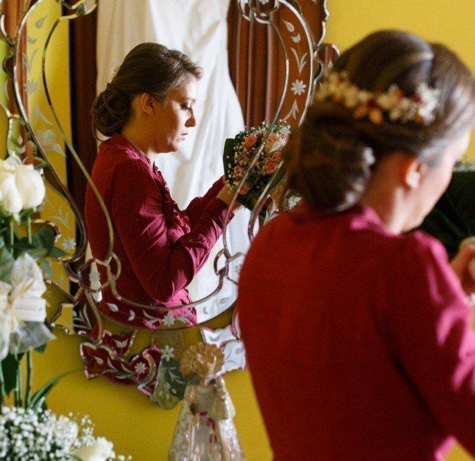 Carlos y Amparo: Reportaje de fotos de boda en el Jardín de Azahares Catarroja