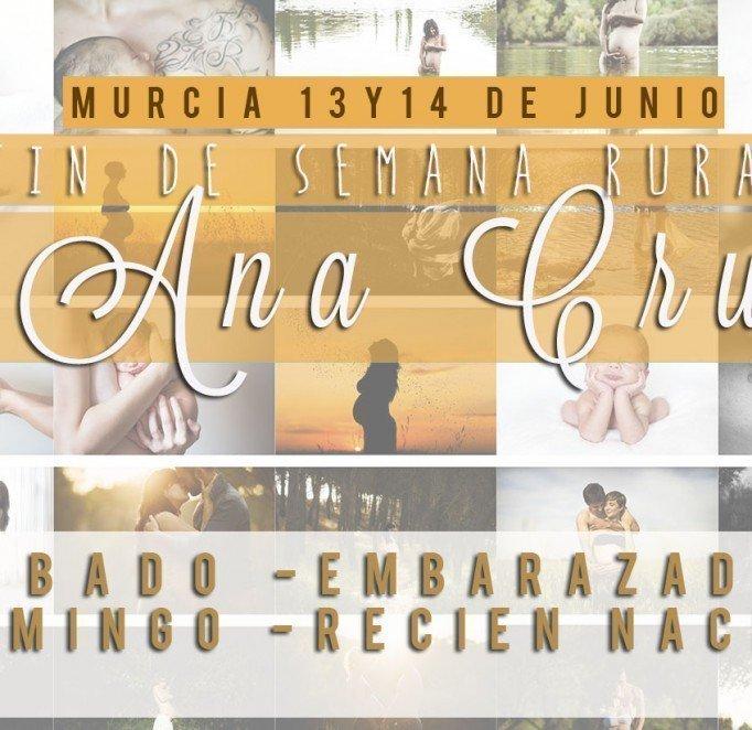Taller Fotografía Embarazo y Recién Nacido – Ana Cruz