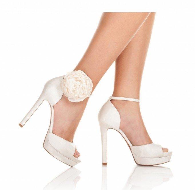 Zapatos de Novia 2015 Pura López – Zapatos que Enamoran –