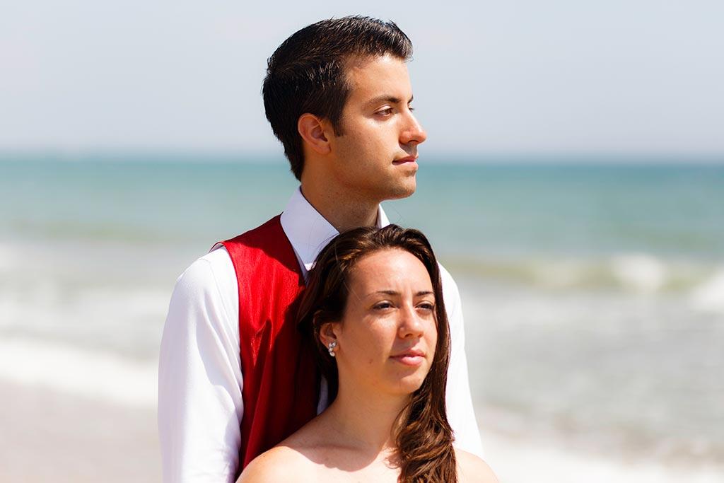 Postboda Iván y Sara