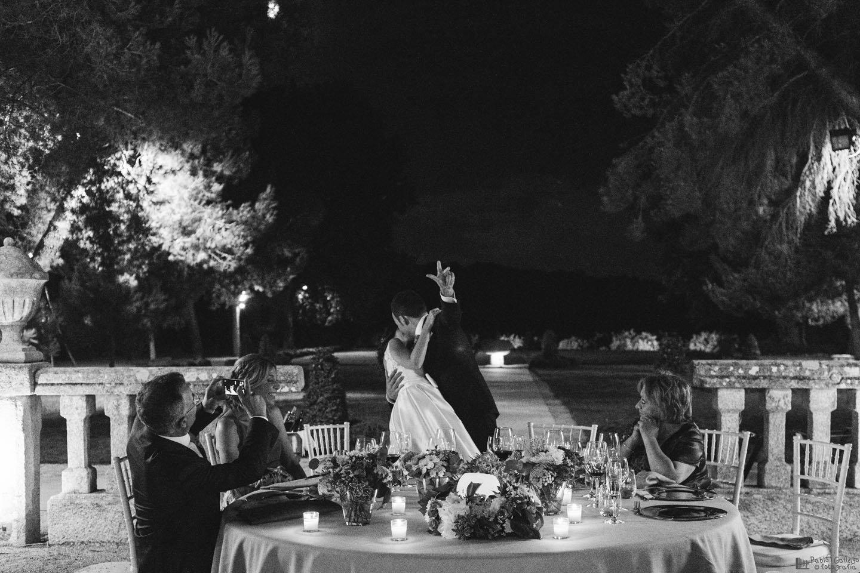 Los momentos más románticos de la boda de Jesús y Gemma en Momentos románticos, La Vallesa de Mandor, Ribarroja