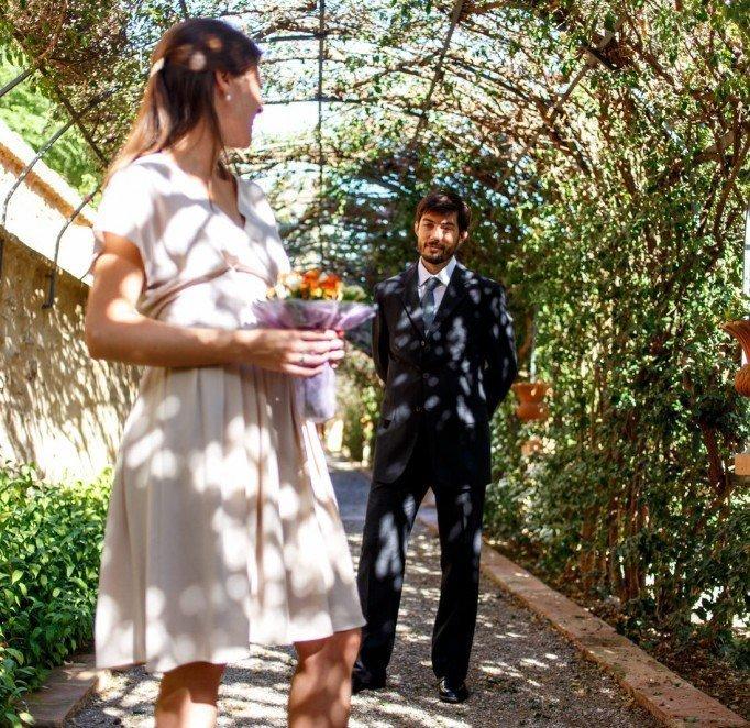 Andrés y Marta Boda en Los Jardines de Monforte – L'Alqueria del Pi