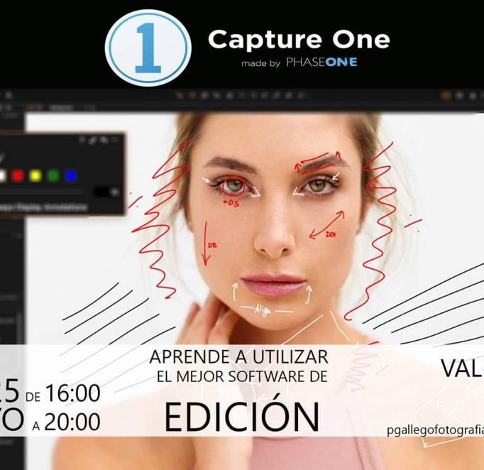 CURSO CAPTURE ONE 11, VALENCIA, MAYO 2018
