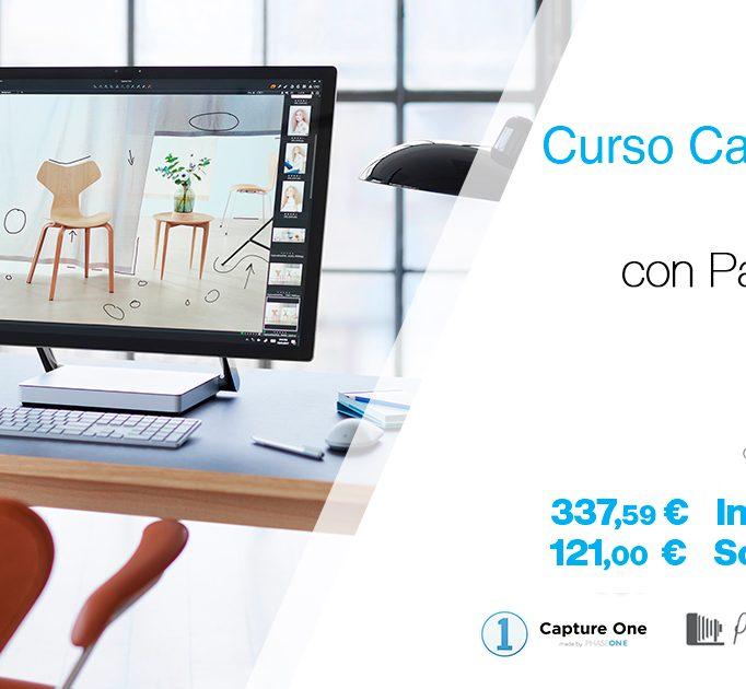 Capture One 11 en Valencia, los días 4 y 5 de Octubre de 2018.